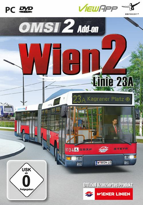 OMSI 2 Addon Vienna 2 Line 23A
