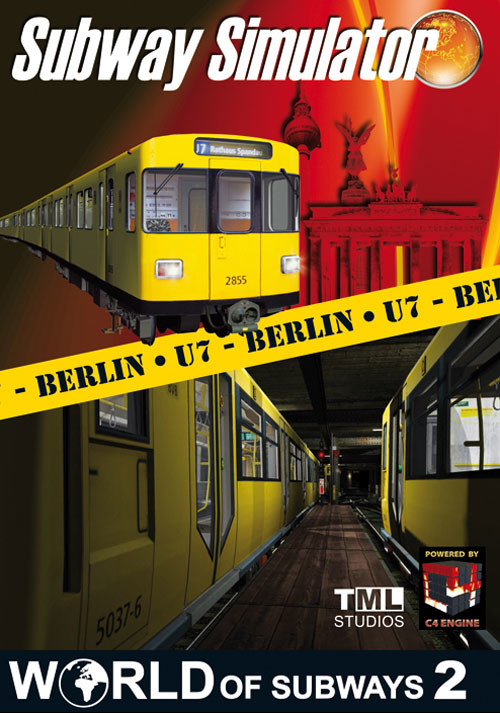 World of Subways 2  Berlin Line 7