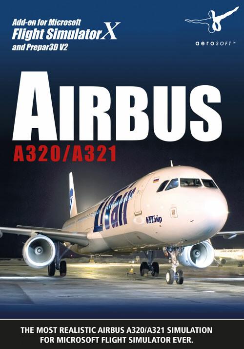 Microsoft Flight Simulator X Airbus A320/A321