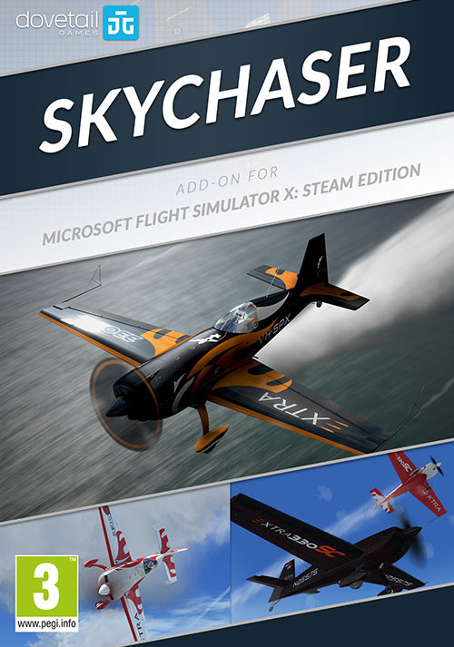Microsoft Flight Simulator X Steam Edition Skychaser AddOn