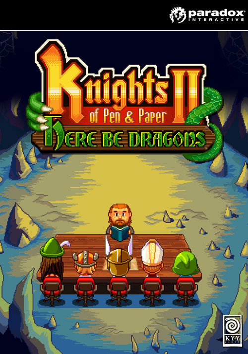 Knights of Pen & Paper 2 Here Be Dragons
