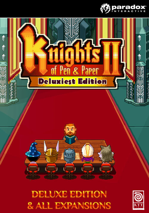 Knights of Pen and Paper 2 Deluxiest Edition