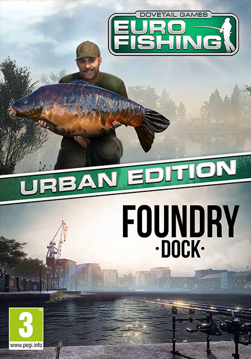 Euro Fishing: Urban Edition (PC) bei Gamesplanet.de günstig kaufen