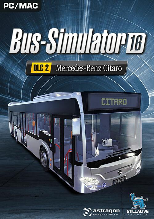 Bus Simulator 16 MercedesBenzCitaro DLC 2