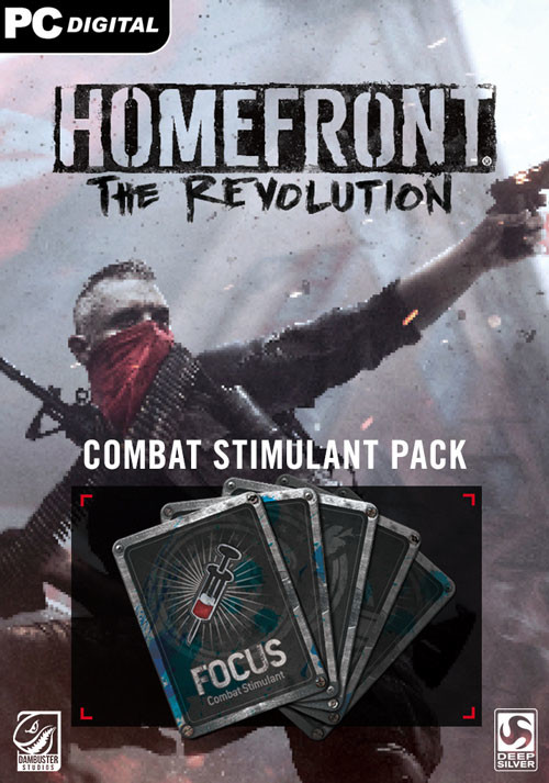Homefront The Revolution The Combat Stimulant Pack