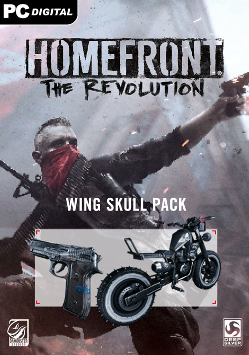 Homefront The Revolution The Wing Skull Pack