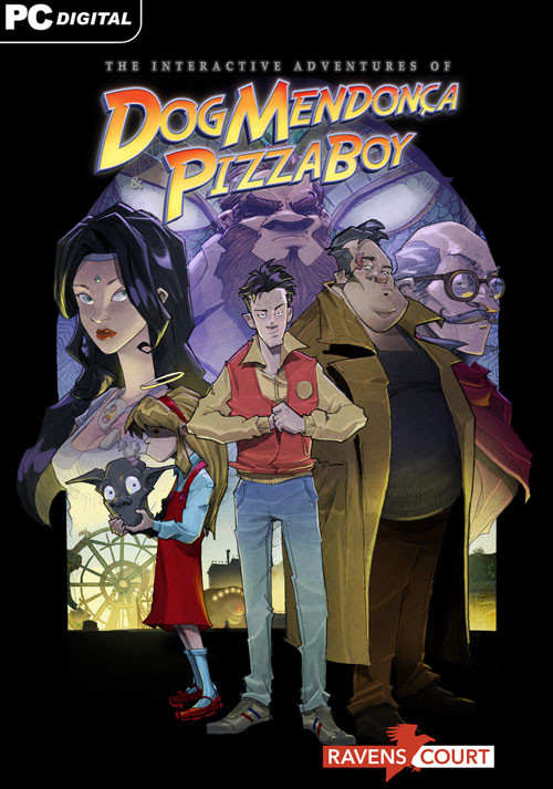 The Interactive Adventures of Dog Mendona and Pizzaboy