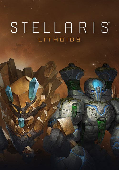 Stellaris: Lithoids Species Pack (PC)