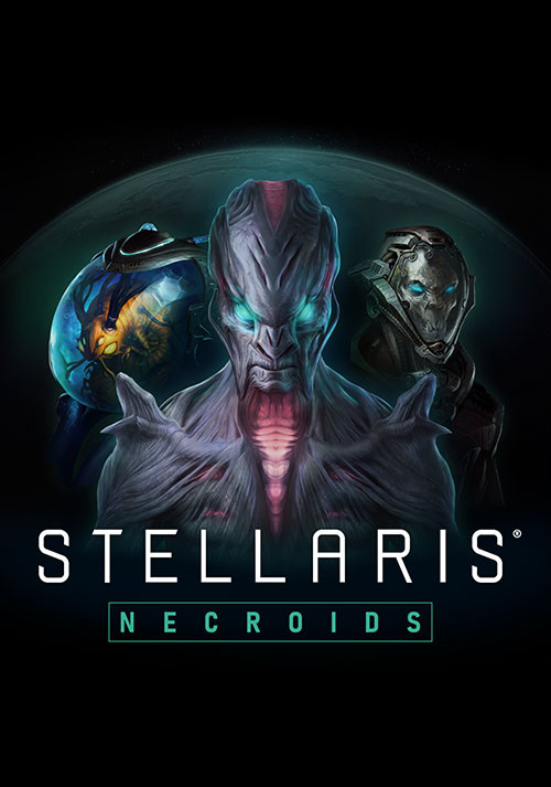 Stellaris: Necroids Species Pack (PC)