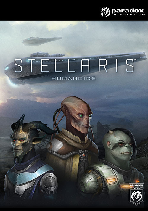 Stellaris: Humanoids Species Pack (PC)