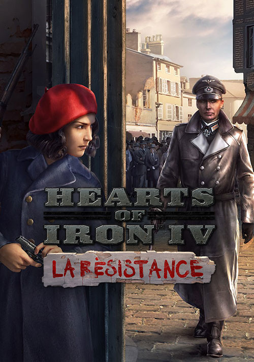 Hearts of Iron IV: La Résistance (PC)