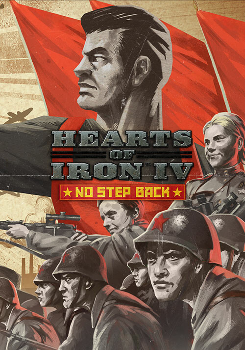Hearts of Iron IV: No Step Back (PC)