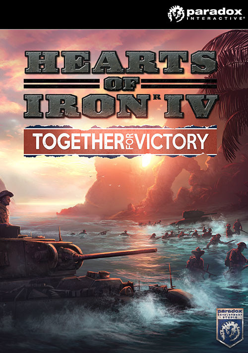 Hearts of Iron IV: Together For Victory (PC)