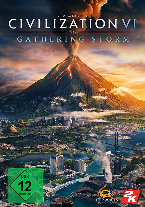 Sid Meier's Civilization VI: Gathering Storm (PC)