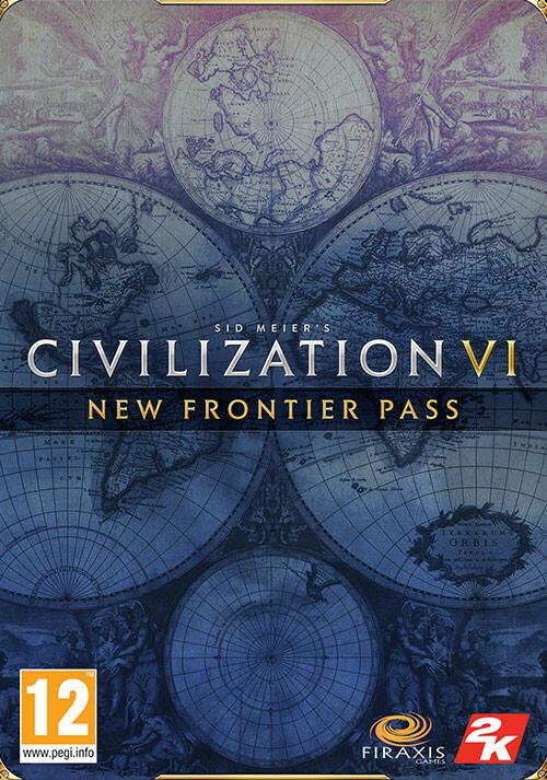 Sid Meiers Civilization VI: New Frontier Pass (PC)
