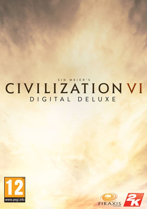 Sid Meiers Civilization VI - Digital Deluxe (PC)