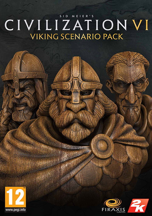 Civilization 6 Vikings Scenario Pack