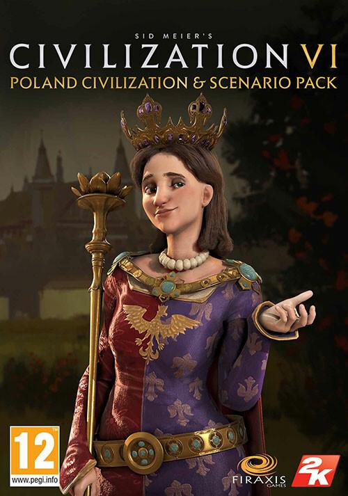 Civilization 6 Poland Civilization & Scenario Pack
