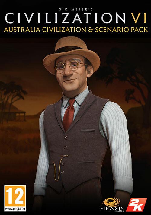 Sid Meier's Civilization 6 Australia Civilization & Scenario Pack