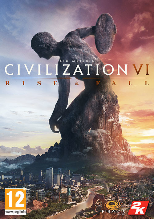 Sid Meiers Civilization 6 Rise and Fall