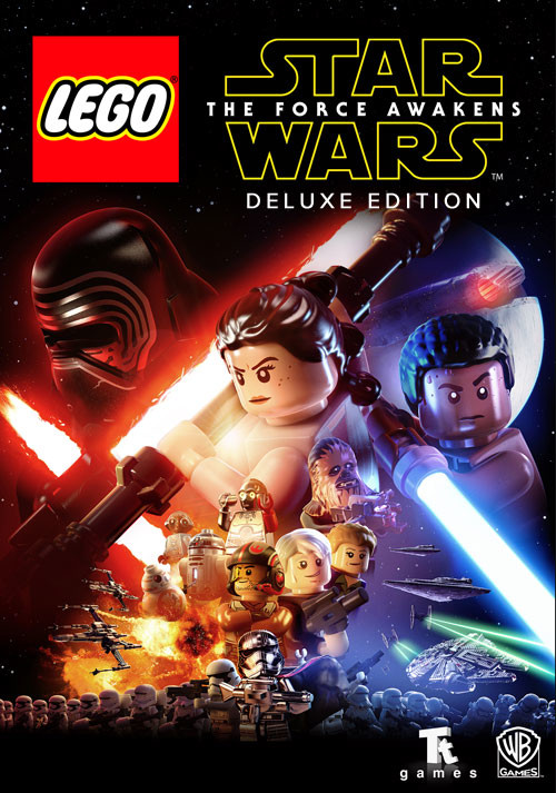 LEGO Star Wars: The Force Awakens - Deluxe Edition (PC) bei Gamesplanet.de günstig kaufen