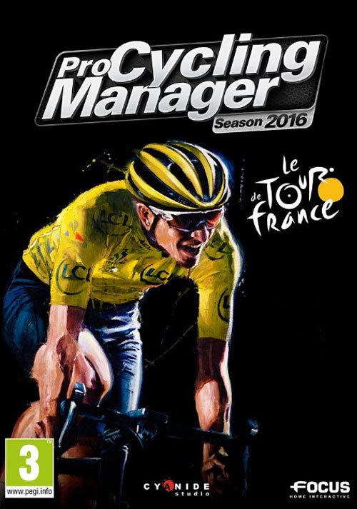 Pro Cycling Manager Tour de France 2016