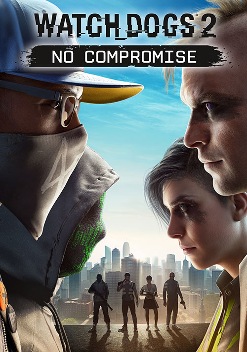 Watch_Dogs 2 No Compromise
