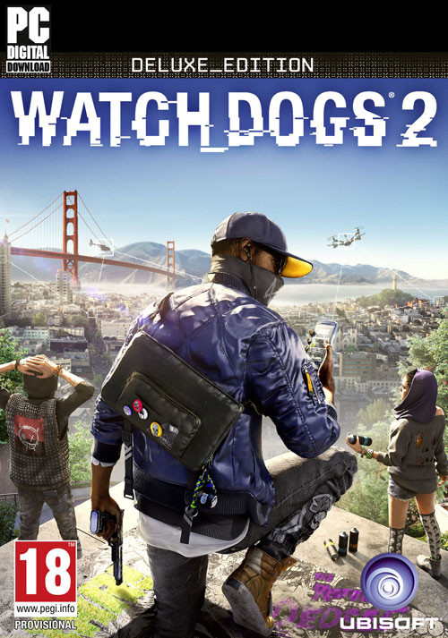 Watch_Dogs 2 Deluxe Edition