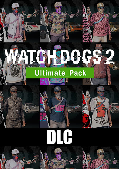 Watch_Dogs 2 Ultimate Pack
