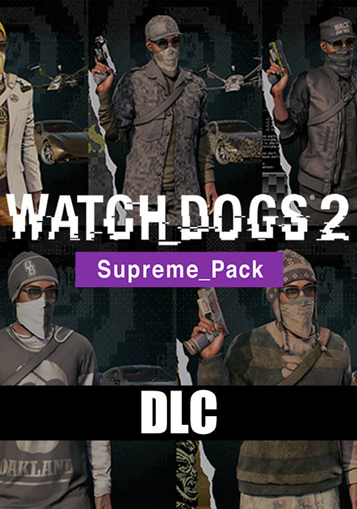 Watch_Dogs 2 Supreme Pack