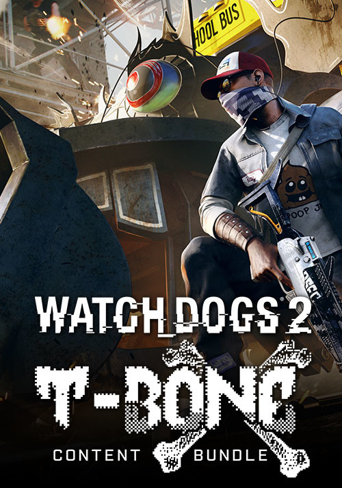 Watch_Dogs 2 TBone Content Bundle