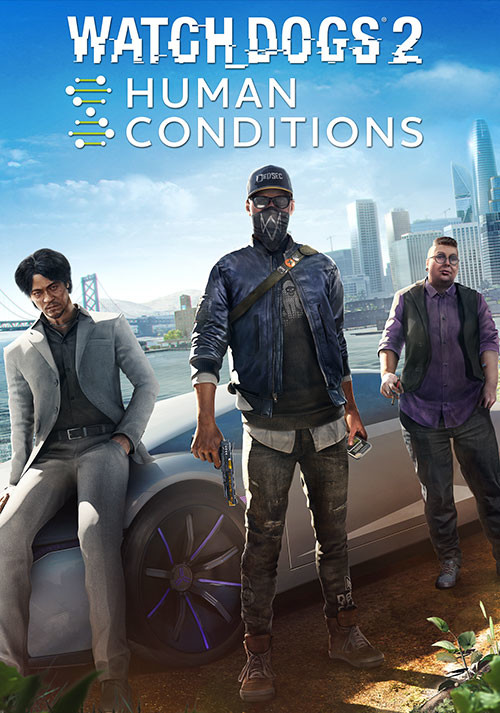 Watch_Dogs 2 Human Conditions
