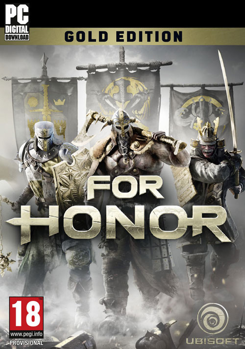 For Honor Gold Edition (PC) bei Gamesplanet.de günstig kaufen
