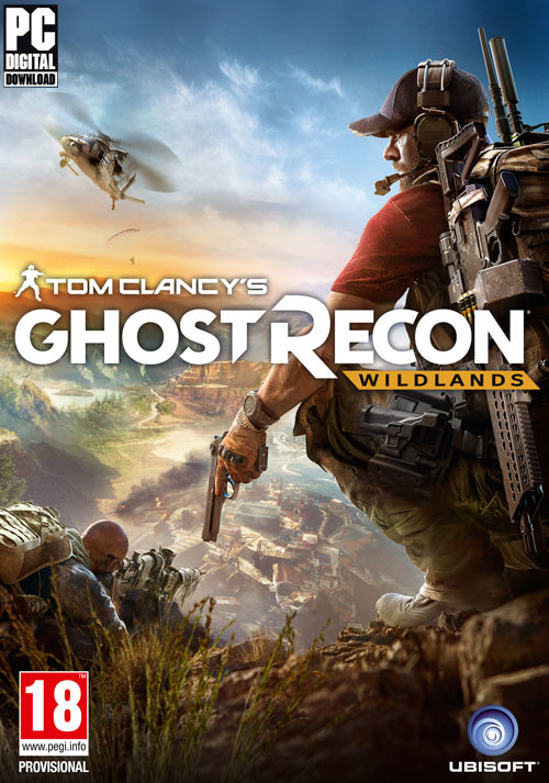 Tom Clancy's Ghost Recon Wildlands (PC) bei Gamesplanet.de günstig kaufen