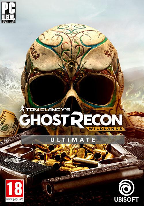 Tom Clancys Ghost Recon Wildlands Ultimate Edition (PC)