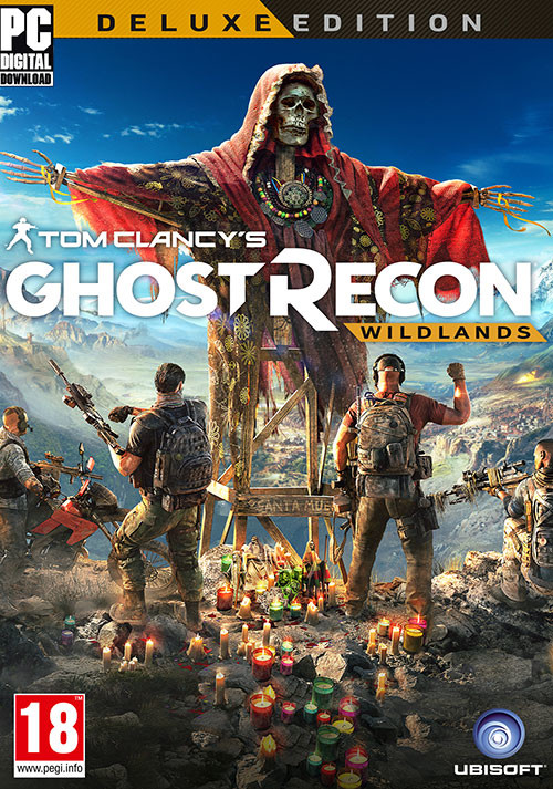 Tom Clancy's Ghost Recon Wildlands Deluxe Edition (PC) bei Gamesplanet.de günstig kaufen