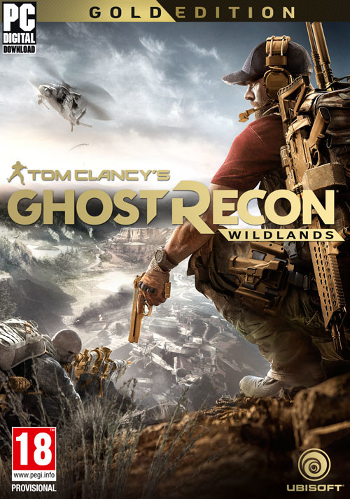Tom Clancy's Ghost Recon Wildlands Gold Edition (PC) bei Gamesplanet.de günstig kaufen