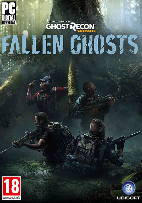 Tom Clancys Ghost Recon Wildlands - Fallen Ghosts (PC)