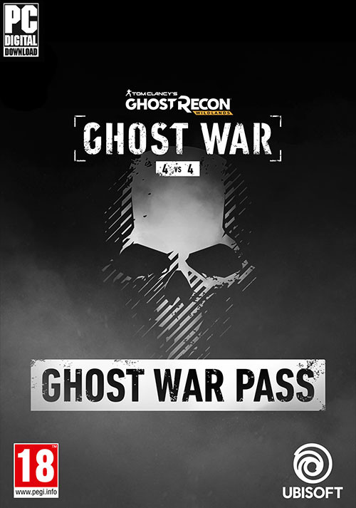 Tom Clancys Ghost Recon Wildlands Ghost War Pass