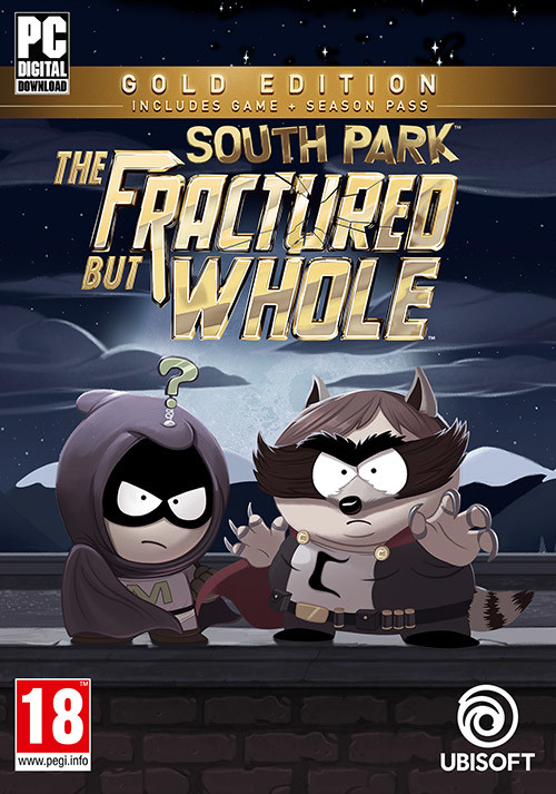 South Park: The Fractured but Whole Gold Edition (PC)