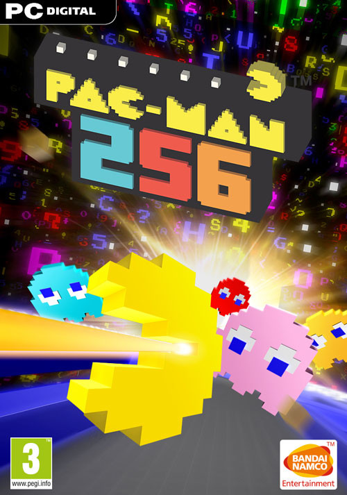 PAC-MAN 256 (PC)