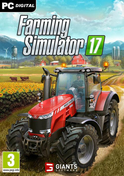 Farming Simulator 17 (Steam)