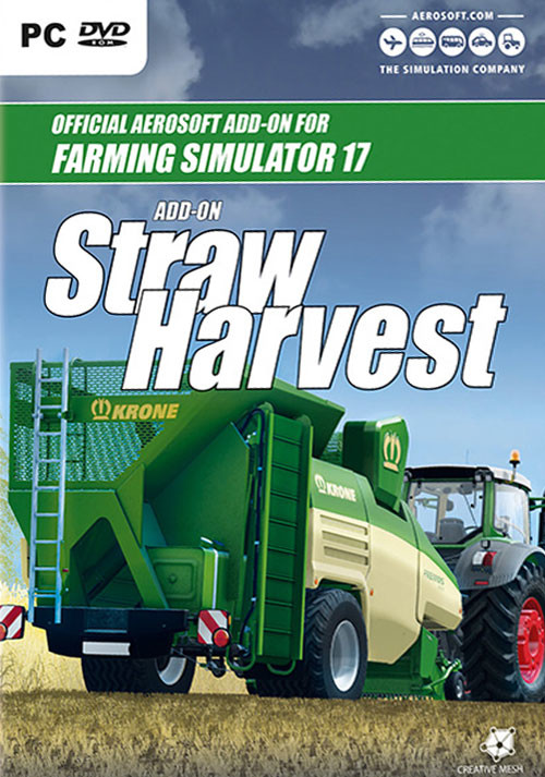 Landwirtschafts-Simulator 17 - Add-On Strohbergung (PC)