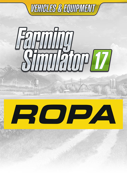 Farming Simulator 17 - ROPA Pack (PC)
