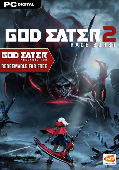 GOD EATER 2 Rage Burst (PC)