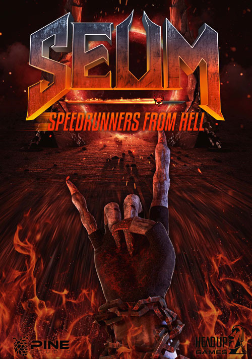 SEUM: Speedrunners from Hell (PC)