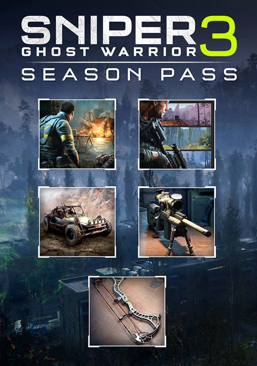 Sniper Ghost Warrior 3 Season Pass