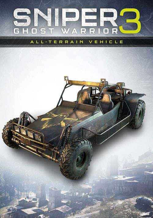 Sniper Ghost Warrior 3 Allterrain vehicle