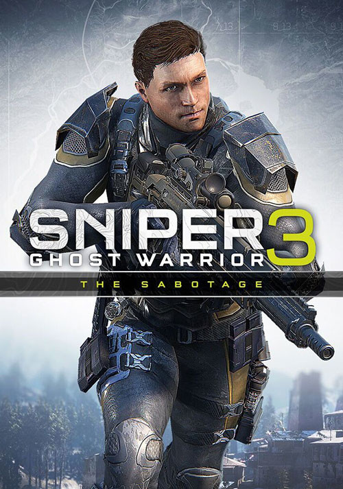 Sniper Ghost Warrior 3 The Sabotage