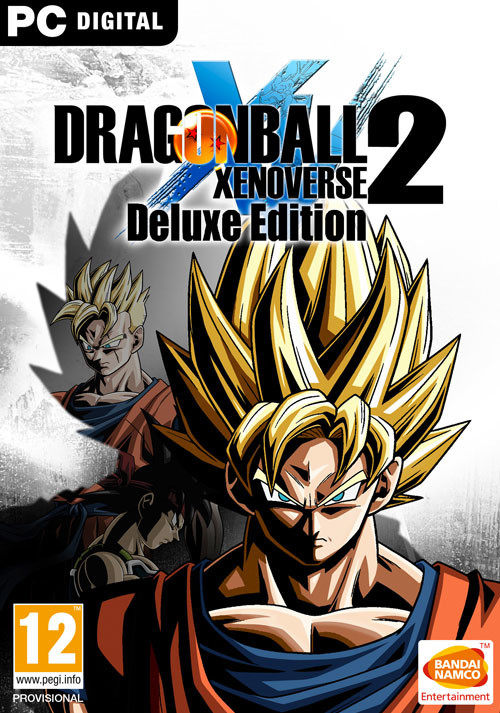 Dragon Ball Xenoverse 2 Deluxe Edition (PC)